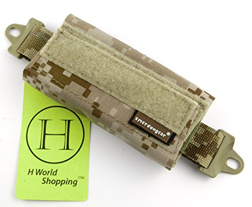 H World Shopping H mundo compras Emerson táctico Velcro casco equilibrio peso...