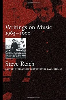 Writings on Music, 1965-2000 par [Reich, Steve]