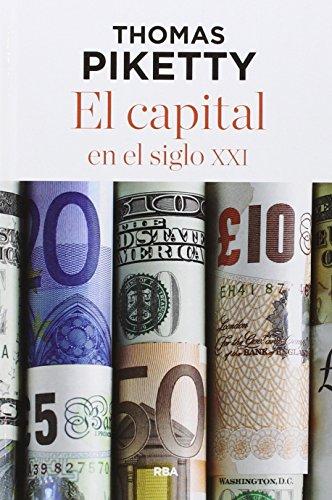 El capital en el siglo XXI (ECONOMÍA) por THOMAS PIKETTY