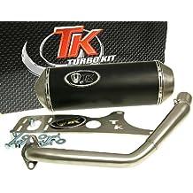 Turbo Kit - Escape Kymco Agility City 125 2009 (Carburacion)
