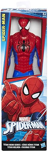 Marvel Spiderman Figura Spiderman, 30 cm (Hasbro B9760EU4)