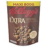 Kellogg's Céréale Extra Pépite Chocolat Noir/Noisette - 800 g