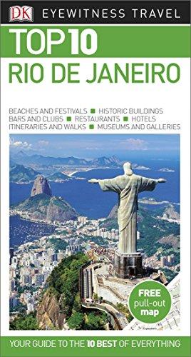 Rio De Janeiro. Top 10 Eyewitness Travel Guide (DK Eyewitness Travel Guide) por Vv.Aa.