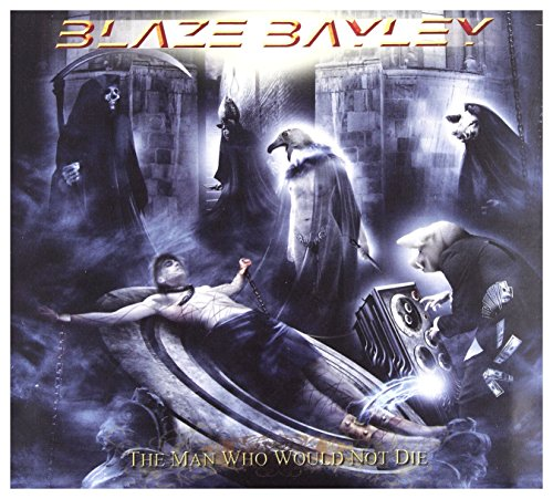 Blaze Bayley: Blaze Bayley: The Man Who Would Not Die (digipack) [CD] (Audio CD)