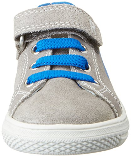 Richter Kinderschuhe Jungen Mose Low-Top Grau (rock/lagoon)