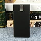 Owbb Hülle für Oukitel K3 Smartphone Handyhülle Ultradünne PC Kunststoff-Hard Case mit Backcover Design Hochwertige Anti-Wrestling Function Schwarz