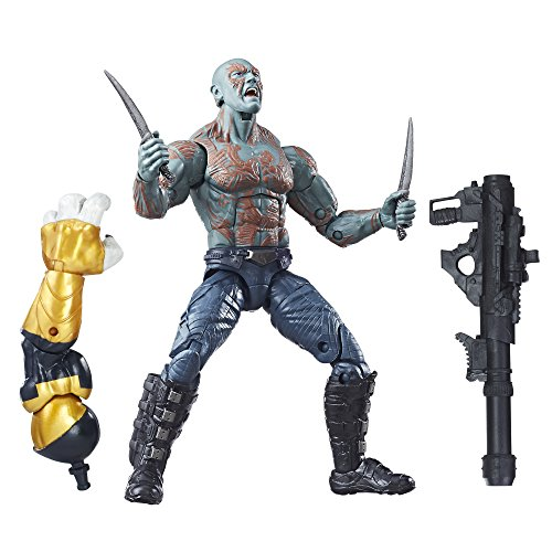 Hasbro Guardians of The Galaxy Legends Serie Star-Lord Figur, 15,2 cm