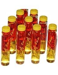 Art of Sun 2 Phasen Ampullen Face Solarium Sonnenbank Öl Tanning 10 x 2 ML