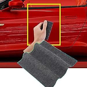 Glodenbridge Universelles Magisches Auto Kratzer Entferner Tuch Nanomaterial Oberfläche Autolackkratzer Entferner Auto Reparatur Werkzeuge Auto