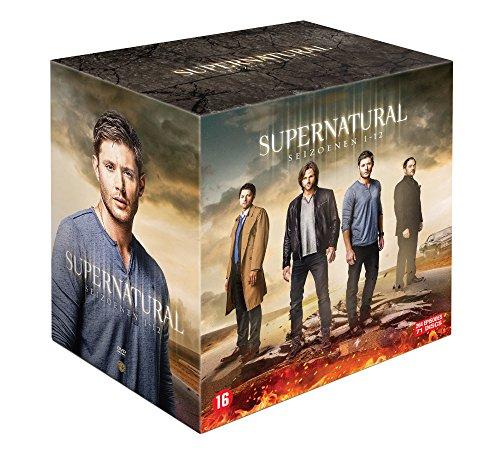 Supernatural - Intégrale saisons 1 à 12, DVD/BluRay