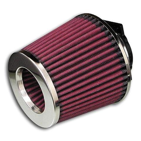 JOM 40301 Filtres à Air Power- Filter, universel, 60,70,76,84 et 90mm connection