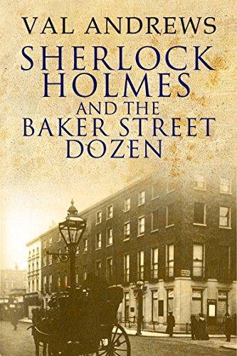 Buchseite und Rezensionen zu 'Sherlock Holmes and the Baker Street Dozen' von Val Andrews