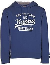 Kappa Herren Wanja Hooded Sweatshirt