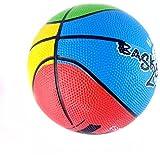 Elan PB-3-003 Basketball, Junior Size 3 (Multicolor)