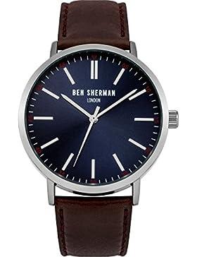 Ben Sherman Herren-Armbanduhr An