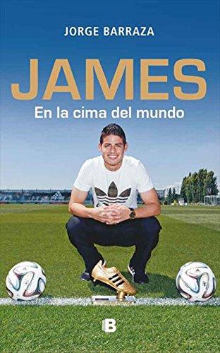 James. En la cima del mundo por Jorge Barraza