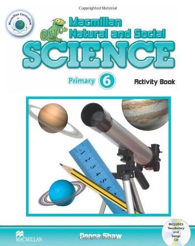 MNS SCIENCE 6 Ab Pk (Macmillan Readers) - 9780230400986 (Mac Natural&Social S)