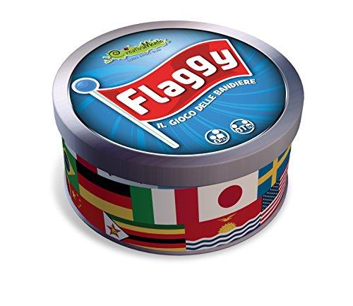 Creativamente - Flaggy, il Gioco delle Bandiere - 541