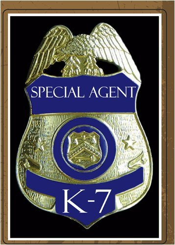 special-agent-k-7-by-sinister-cinema