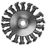Bosch Scheibenbürste, Drahtbürste 110 mm, Draht 0,5 mm