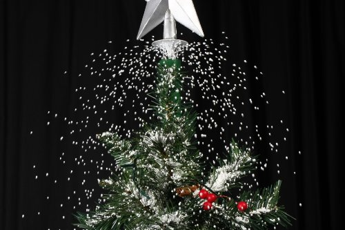 Snowing Christmas Tree Kit