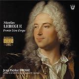 Lebègue : Premier livre d'orgue