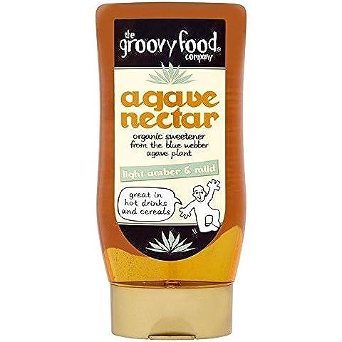 The Groovy Food Co Groovy Luce Cibo Nettare Di Agave E 250ml Lieve (Confezione da 6)