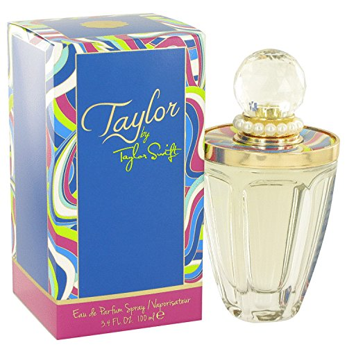 Taylor Eau De Parfum Spray By Taylor Swift 3. 4 oz