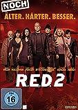 R.E.D. 2 - Noch älter. Härter. Besser. [DVD] (2014) Bruce Willis; John Malkov...