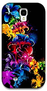 The Racoon Lean Night Meadow hard plastic printed back case / cover for Samsung Galaxy S4