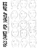 Face Charts for Makeup Artists Combo Version - Blake Anderson