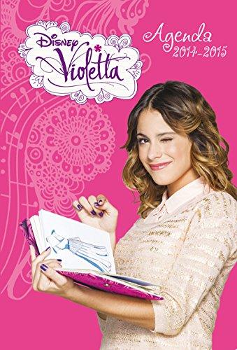 Agenda scolaire Violetta