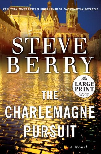 The Charlemagne Pursuit (Random House Large Print)