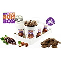 Nuteine Bombon PACK DE 6 x (100Gr) PROTEIN SNACK chocolate con leche. El