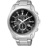 Citizen Analog Black Dial Men's Watch - BL5540-53E