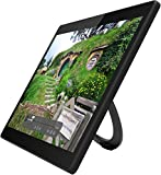 TREKSTOR SURFTAB Theatre L15, Tablet (15,6 Zoll Full-HD IPS Display, Quad-Core, 2GB RAM, 16 GB Speicher, WiFi, Android 8.1) schwarz