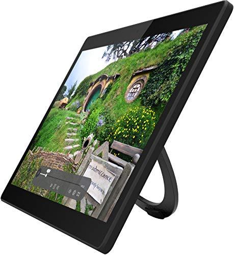 TREKSTOR SURFTAB THEATRE L15, Tablet (15,6 Zoll Full-HD IPS Display, Quad-Core, 2GB RAM, 16 GB Speicher, WiFi, Android 8.1) schwarz