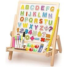 amazon.it: cavalletto per pittura per bambini - Tavolo Da Disegno Per Bambini
