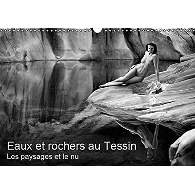 Eaux et rochers au Tessin - Les paysages et le nu 2019: Photos erotiques au Tessin (Suisse)