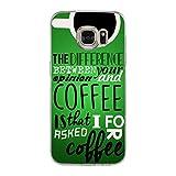 GONGZHUA Handyhülle Vfirst Coffee Book GirlKlassischesBildtelefonfür Samsung Galaxy S9 S6 Rand Plus S5 S9 S8 Plus