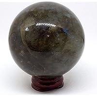 Labradorit Schamanen Kristall Ball/Wahrsagung Kugel 65mm 390g preisvergleich bei billige-tabletten.eu