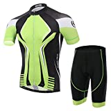 Pinjeer Sommer Pro Männer Radfahren Trikot Ropa Outdoorbike Fahrradbekleidung, Schnell Trocknend MTB Trikot Herren Shorts Prime 3 Farben Optional Sets Team Bike Road Race Kleider