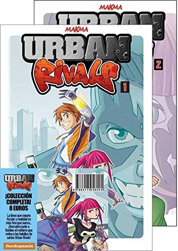 Urban Rivals: Edición Completa (Linea Yamanote)