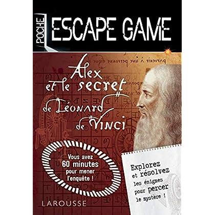 Escape game de poche sp Léonard de Vinci
