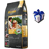 15 kg Belcando Adult Dinner Hundefutter Hunde mit normaler Aktivität + Geschenk