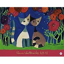 Rosina Wachtmeister Posterkalender - Kalender 2018
