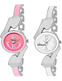 Mikado Multicolor Bracelet Design Watches For Women And Girls For Casual And Party Wedding Occasion Watch - For...
