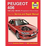 Peugeot 406 Petrol and Diesel: 1996-1999
