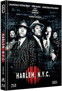 Harlem, N.Y.C. - Der Preis der Macht - Hoodlum [Blu-Ray+DVD] - uncut - auf 333 limitiertes Mediabook Cover B [Limited Collector