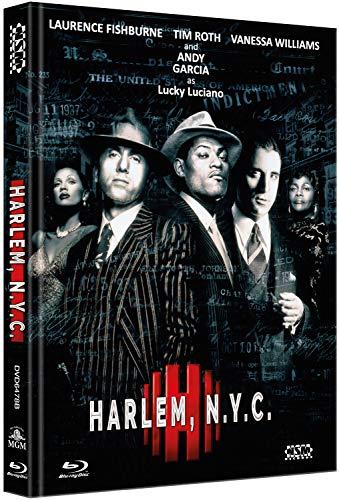 Harlem, N.Y.C. - Der Preis der Macht - Hoodlum [Blu-Ray+DVD] - uncut - auf 333 limitiertes Mediabook Cover B [Limited Collector's Edition] [Limited Edition]